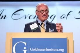 Barry Goldwater Jr, Former US Congressman