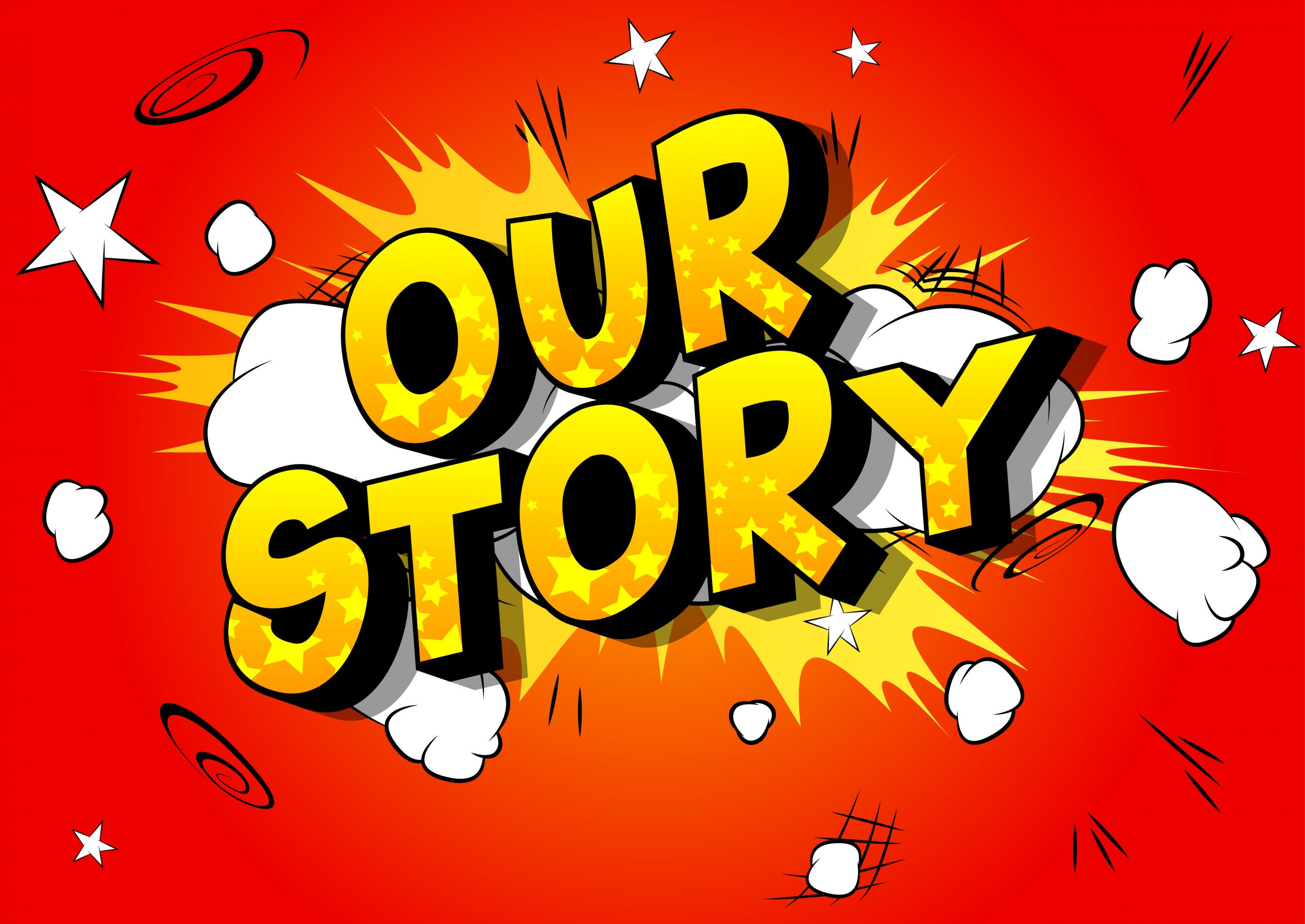 CLICK, HEAR! – To Listen to the True Story of Our Company